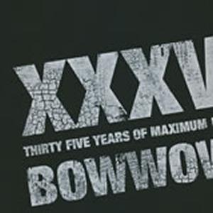 XXXV-THIRTY FIVE YEARS OF MAXIMUM H.R.-