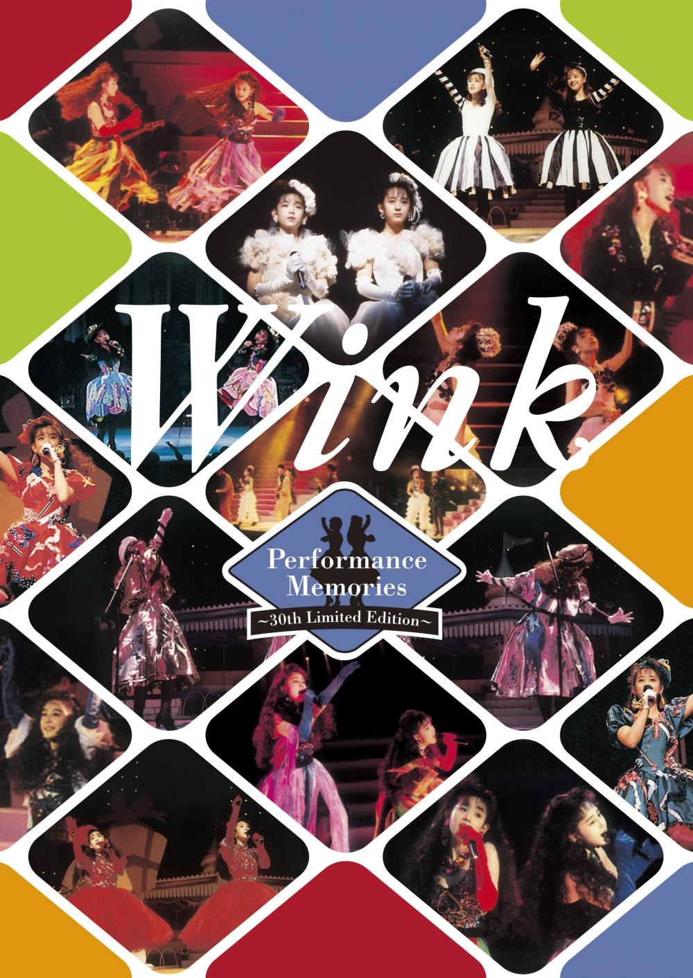 Wink Performance Memories ~30th Limited Edition~