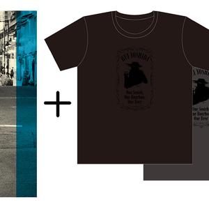 『One Scotch,One Burbon,One Beer』CDシングル+オリジナルTシャツ2016 (新色グレイ追加!)