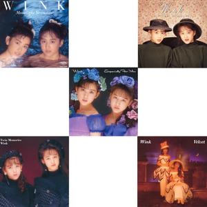 - 5タイトル - Moonlight Serenade / At Heel Diamonds / Especially For You ~優しさにつつまれて~ / Twin Memories / Velvet