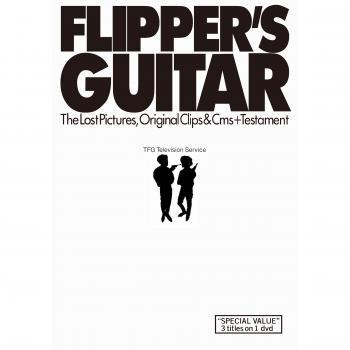 Flipper's Guitar映像集リリース情報