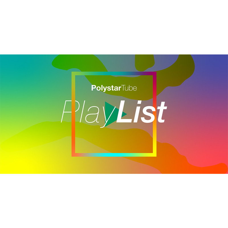 PolystarTube PlayList情報